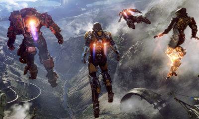 Anthem | Demo do game chegará em breve para consoles e PC