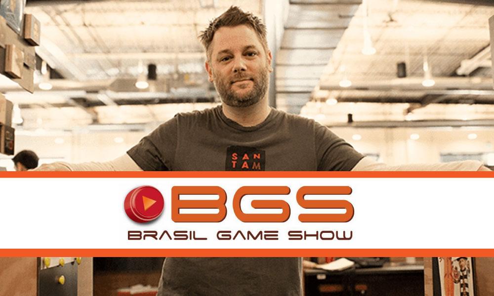 BGS 2018   Diretor de God of War virá ao Brasil para o evento
