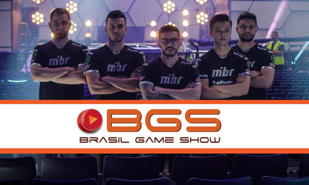 BGS 2018 | Equipe da MIBR participará de desafio pela Brasil Game Cup