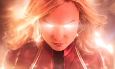 Capitã Marvel ganha primeiro trailer surpreendente. Confira!