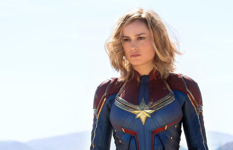 Capitã Marvel | Primeiras imagens oficiais do filme são reveladas. Confira!