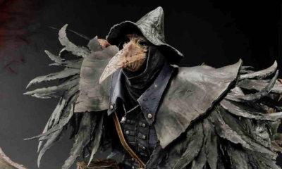 Eileen The Crow, de Bloodborne, ganha figure pela Prime 1 Studio