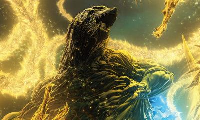 Godzilla | 3º filme anime ganha poster oficial. Confira