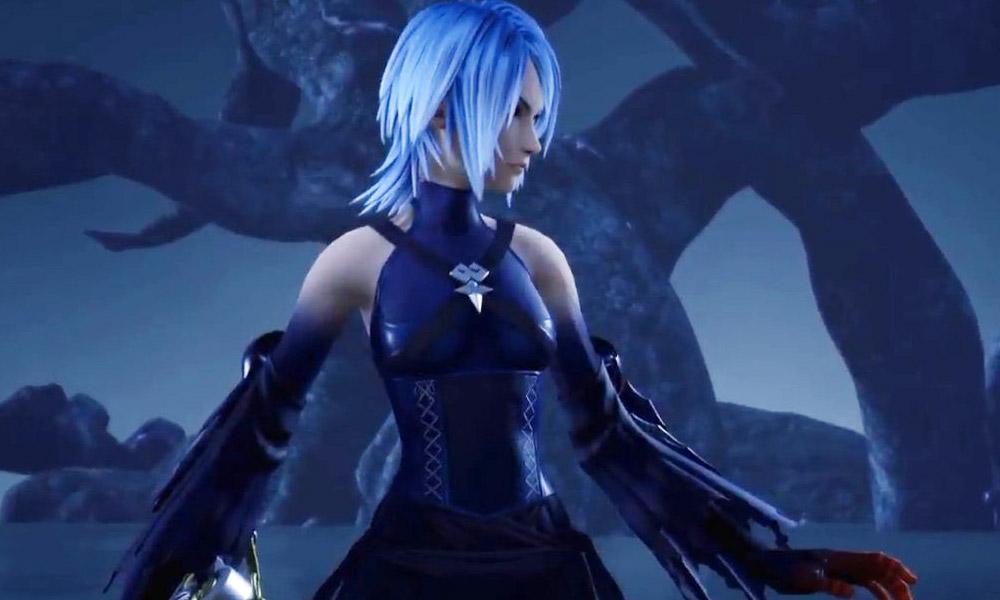 Kingdom Hearts 3   Sora enfrenta Aqua em novo vídeo. Confira