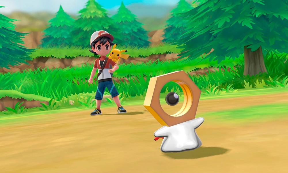 Pokémon Go   Após ação inusitada, novo pokémon Meltan é oficialmente confirmado