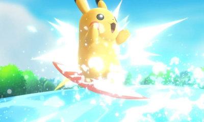 Pokémon Let's Go   Novo trailer revela habilidades inéditas para Pikachu e Eevee