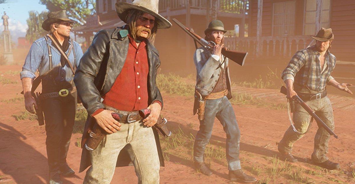 Red Dead Redemption 2   Novas imagens revelam cenários presentes no game