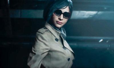 Resident Evil 2   Ada Wong surge em novo trailer exclusivo da TGS 2018