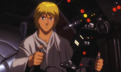 Fã cria trailer de 'Star Wars: Uma Nova Esperança' inspirado em animes dos anos 80