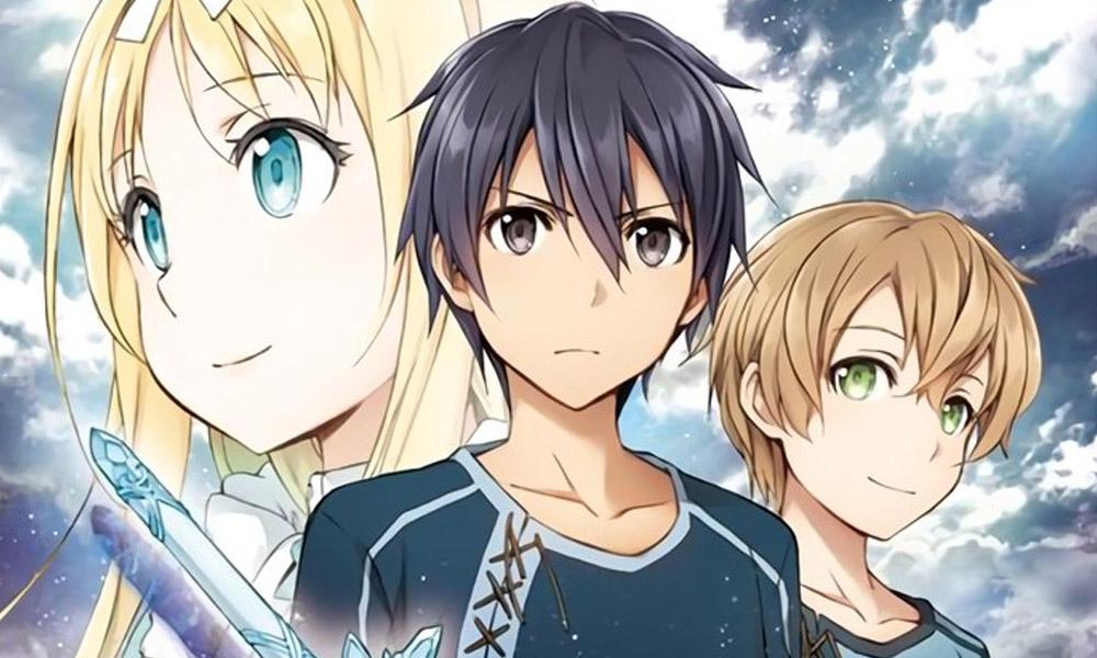 Sword Art Online Alicization   3ª temporada tem data de estreia revelada