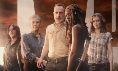The Walking Dead | Novo teaser destaca helicóptero e personagens mais antigos