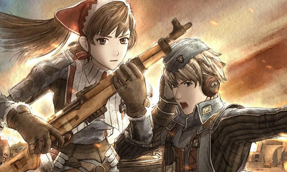 Valkyria Chronicles Remastered chega em outubro ao Nintendo Switch