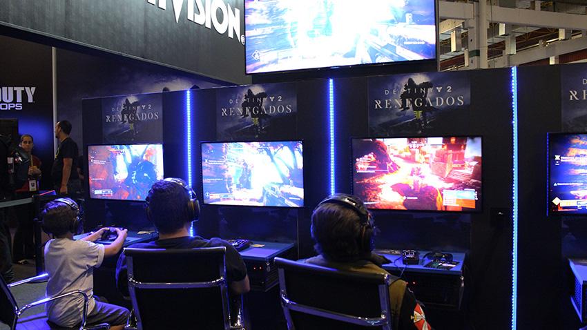 BGS 2018   Destaques da maior feira gamer da América Latina - Parte 2