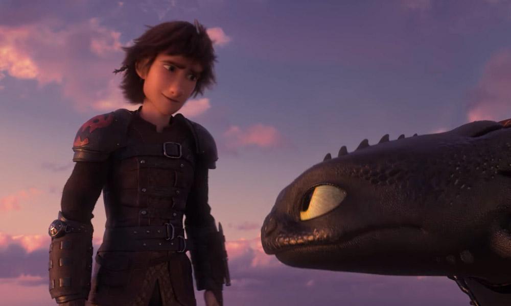 Como Treinar o Seu Dragão 3 ganha trailer exclusivo na NYCC 2018
