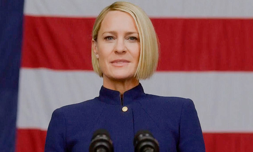 House of Cards | Trailer oficial mostra uma Claire Underwood destemida