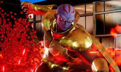 Jump Force   Primeiras imagens do vilão original Kane são reveladas
