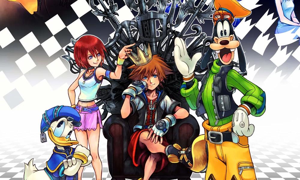 Kingdom Hearts: The Story So Far   Revelada nova coletânea para o PS4