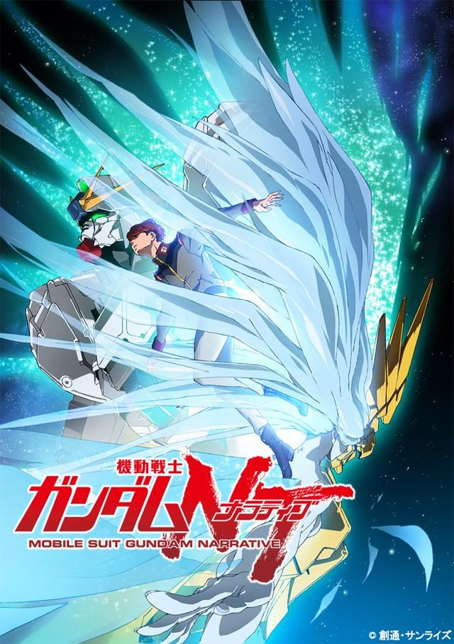 Mobile Suit Gundam Narrative ganha novo trailer repleto de cenas de ação