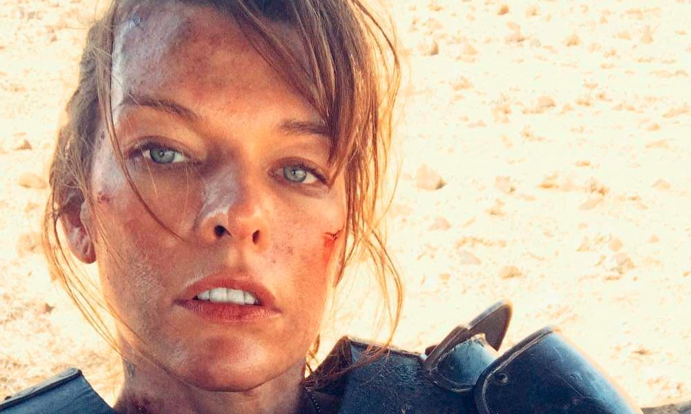 Monster Hunter | Milla Jovovich surge em foto como Artemis no live-action