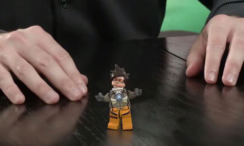 Overwatch | Primeira miniatura Lego é apresentada em trailer