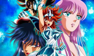 Anime Cavaleiros do Zodíaco: Saintia Shô tem data de estreia revelada