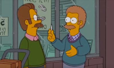 Os Simpsons   Série previu a legalização da maconha no Canadá