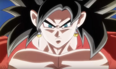 Super Dragon Ball Heroes | 5º episódio ganha teaser revelando Vegetto Super Saiyajin 4