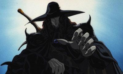 Vampire Hunter D retornará com nova série e já conta com roteiro