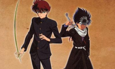 Yu Yu Hakusho | Confira o novo poster do OVA inédito Two Shots