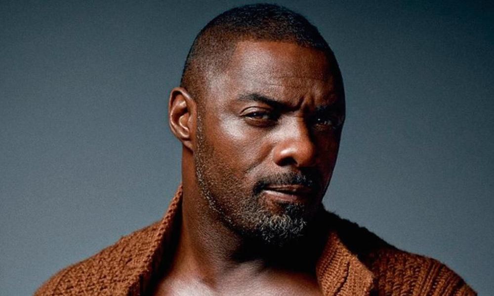 Ator Idris Elba é escolhido como O Homem Mais Sexy de 2018