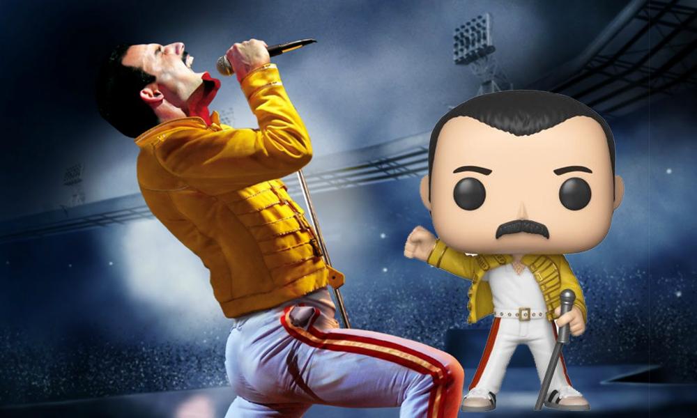 Funko anuncia novas figuras POP! da banda Queen
