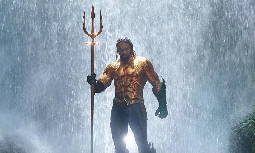 Aquaman | Filme terá exibição especial durante a CCXP 2018