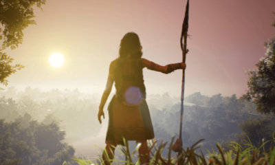 Araní   Confira o primeiro teaser de gameplay do jogo indie brasileiro