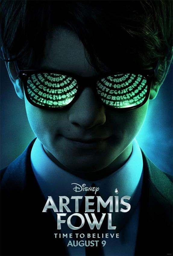 Artemis Fowl | Disney libera 1º trailer da adaptação para cinema