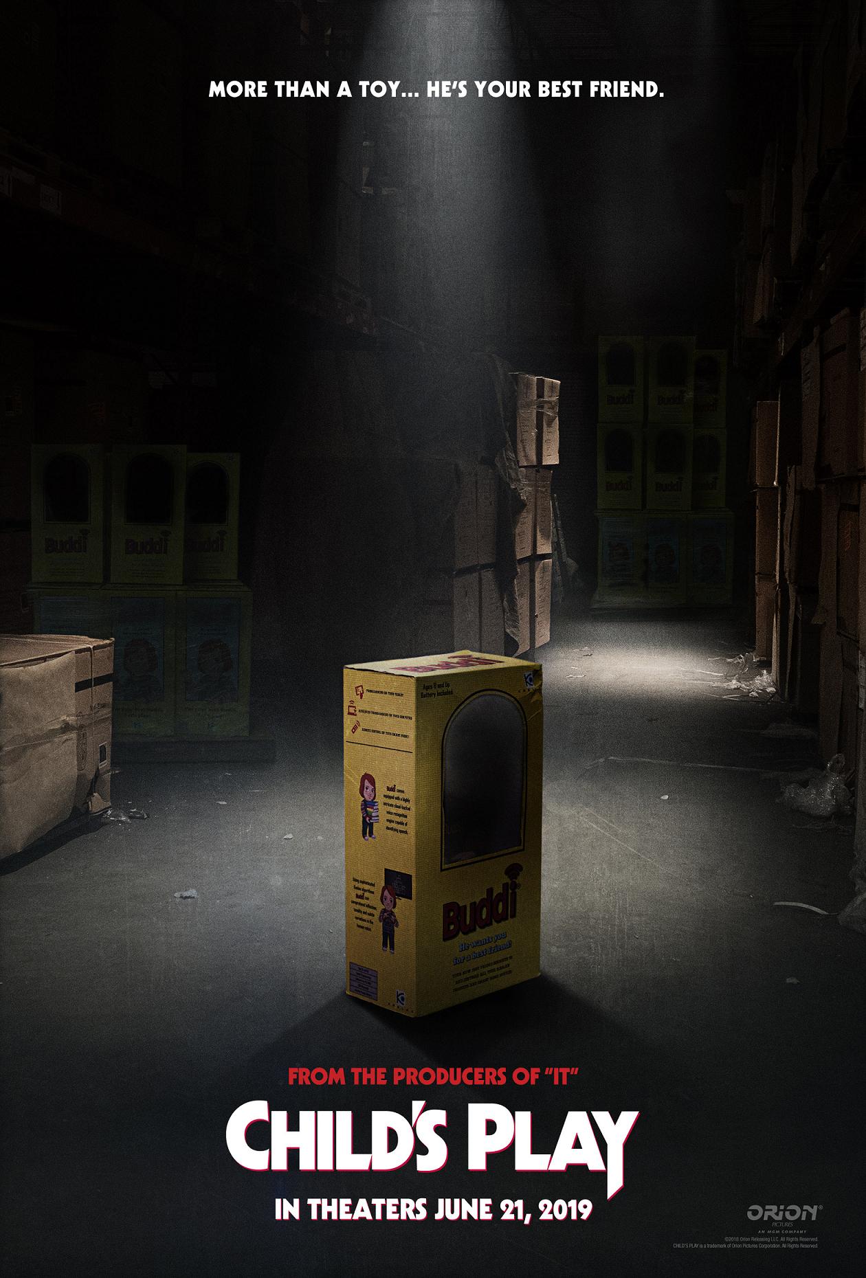 Reboot de Brinquedo Assassino ganha poster e data de estreia