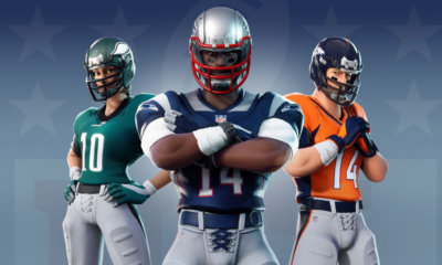 Fortnite   Epic Games anuncia novas skins de futebol americano