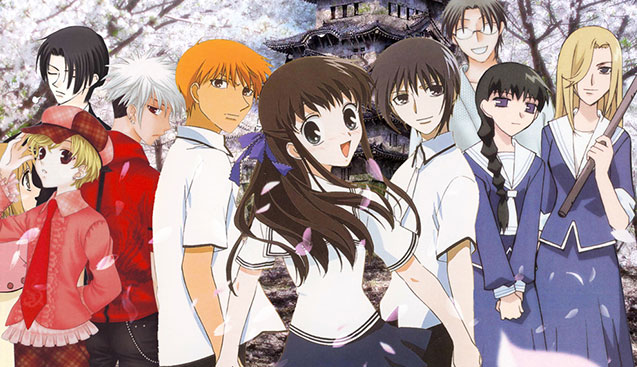 Mangá Fruits Basket ganhará nova adaptação em anime