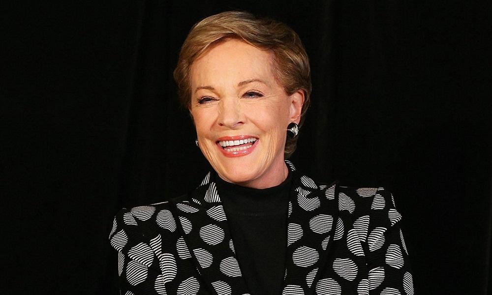 Aquaman | Julie Andrews terá participação no longa