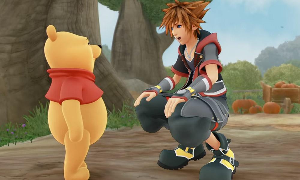 Kingdom Hearts 3   Ursinho Pooh é confirmado em novo trailer
