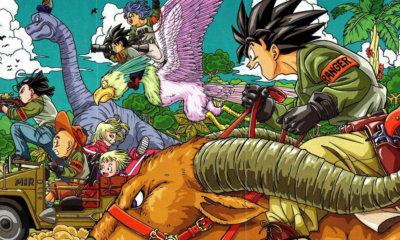 Dragon Ball Super | Revelado visual do novo vilão no mangá