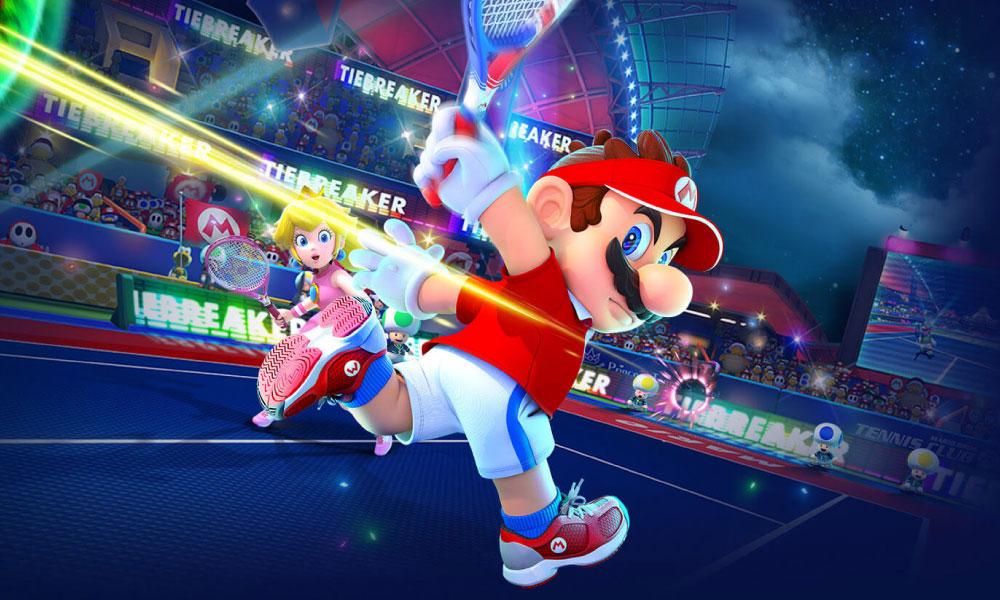 Mario Tennis Aces | Game receberá novos personagens em breve