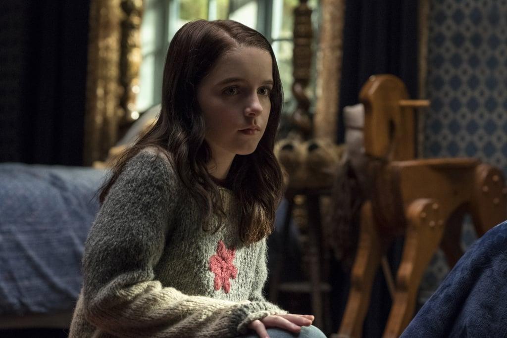 O Mundo Sombrio de Sabrina   McKenna Grace surge em primeira foto do especial