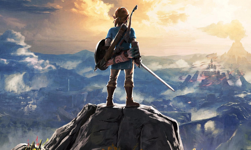 Bomba! Nintendo está trabalhando em novo The Legend of Zelda