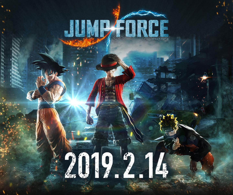 Jump Force | 1º comercial de TV traz confronto de grandes personagens