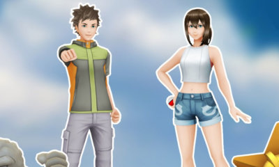 Pokémon GO | Roupas inspiradas em Brock e Misty já estão disponíveis