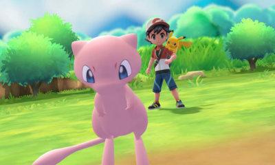 Pokémon Let's Go   Nintendo divulga trailer com música original do anime