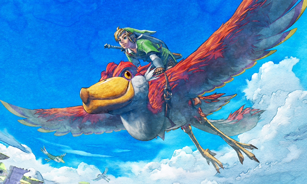 Rumor | The Legend of Zelda: Skyward Sword pode chegar ao Switch