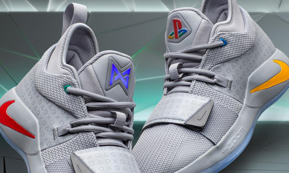 Sony revela novos tênis da Nike inspirados no PlayStation clássico