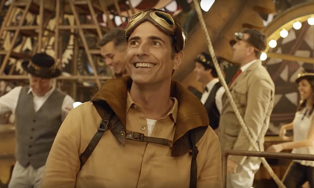 Globo usa o gênero Steampunk como tema da vinheta de fim de ano