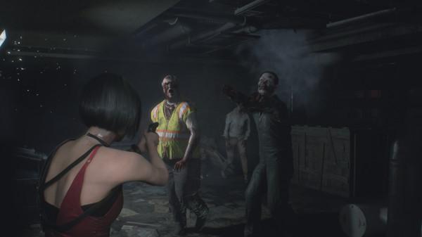 Resident Evil 2   Vaza foto de gameplay com Ada Wong
